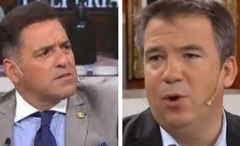 Fuerte discusión entre Iúdica y Recondo por la cuarentena | Televisión