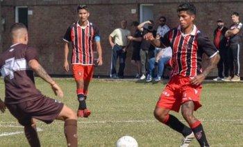 Un futbolista de Chacarita fue atropellado y está en grave estado | Accidente de tránsito