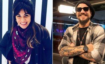 Gianinna Maradona confirmó su relación con Daniel Osvaldo | Redes sociales