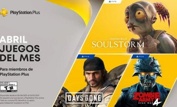 Juegos gratis PS Plus abril 2021: los títulos elegidos por Sony | Gaming