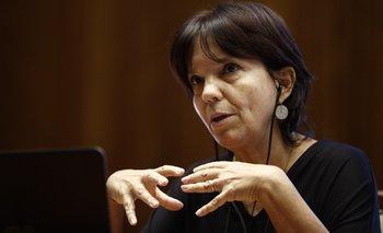 Marcó del Pont defendió el proyecto de reforma del monotributo | Congreso