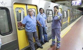 Trabajadores del subte reclaman aumento salarial del 40 por ciento | Metrodelegados
