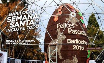 Otra opción en Semana Santa: La Fiesta Nacional del Chocolate | Aerolíneas argentinas