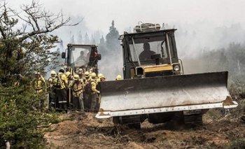 Aseguran que se controlaron los incendios en la cordillera chubutense   Coalición cívica