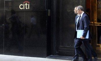 """El Banco Central determinó que el Citibank opera """"con normalidad""""   Alejandro vanoli"""