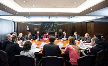 Cristina Kirchner se reunió con empresarios de la industria automotriz | Débora giorgi