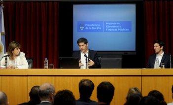 El Gobierno presentó una demanda contra el Citi por el acuerdo firmado con los buitres   Axel kicillof