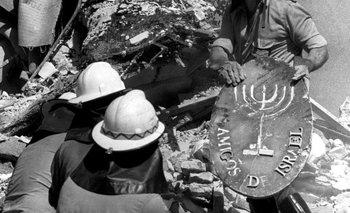 Desclasifican los archivos secretos sobre el atentado a la embajada de Israel | Justicia