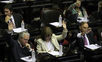 Ferrocarriles: hasta Carrió y el PRO votaron a favor del proyecto | Gen