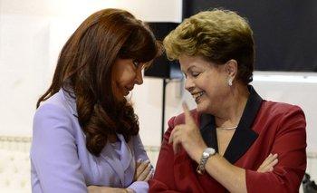 La Presidenta y Dilma se reunirán en privado en Panamá | Dilma rousseff