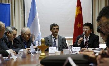 Argentina y China avanzan en materia de actividad espacial | Ministerio de planificación federal