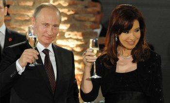 Ex secretarios de energía, en contra del acuerdo que Argentina firmará con Rusia | Cristina kirchner