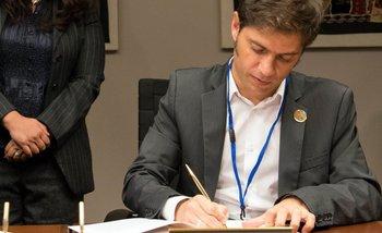 Kicillof cuestionó las proyecciones de economistas opositores | Cristina kirchner