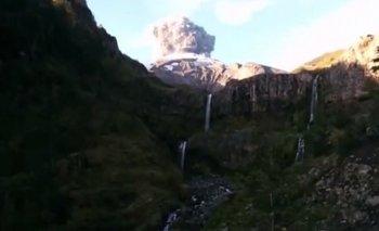 Impactante: el video del momento exacto de la erupción del volcán Calbuco | Provincias
