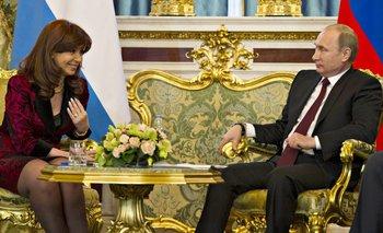 ¿Cómo es negociar con los rusos? | Agustín rossi