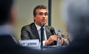 """El hijo de Vanoli: """"No estoy en planta permanente del Banco Central""""   Banco central"""