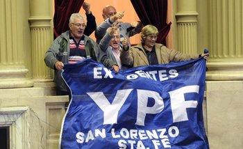 Diputados aprobó la reparación para ex empleados de YPF | Ypf