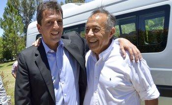 Elecciones 2015: Rodríguez Saá ofendido con Massa y De la Sota | Casa rosada