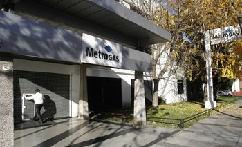 Enargas multó a Metrogas con$4 millones e intervino su facturación | Energía