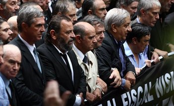 La causa por la muerte de Nisman pasará a la Justicia Federal | Fabiana palmaghini