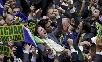 Crisis en Brasil: Diputados aprobó iniciar juicio político a Dilma Rousseff | Brasil