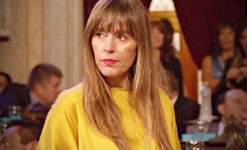 Di Tullio, enfurecida por el elogio de Singer a Macri | Juliana di tullio