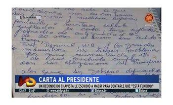 La desgarradora carta de un cordobés que votó a Macri y se está fundiendo   Mauricio macri