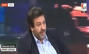 El abogado de Báez chicaneó a Feinmann y lo dejó sin palabras | Maximiliano rusconi