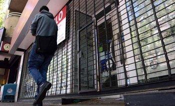 Casi se triplicó cantidad de locales vacíos durante la pandemia | Crisis económica