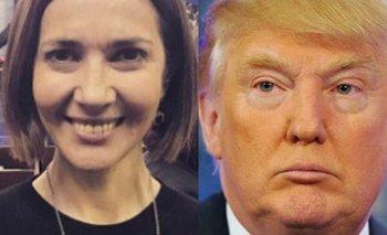 La incómoda posición de Trump ante una insistente pregunta de Cristina Pérez   Trump presidente
