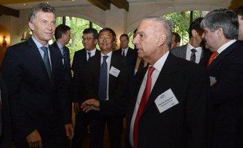 El fracaso de Macri en EE.UU.: lo vieron la mitad de los empresarios esperados | Estados unidos