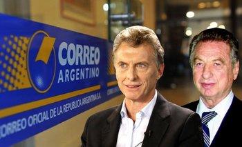 Fiscal denuncia el vaciamiento del Correo en beneficio de la empresa de Macri   Agn