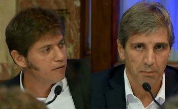 Kicillof cruzó a Caputo frente a los Diputados y alertó por una crisis de deuda | Axel kicillof