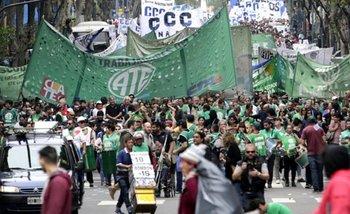 El mapa de las protestas en la Ciudad contra el ajuste | Horacio rodríguez larreta