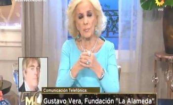 El descargo de Gustavo Vera contra Natacha Jaitt en el programa de Legrand | Gustavo vera