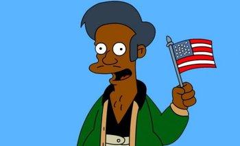 La polémica defensa de Los Simpsons al personaje de Apu | Bananas