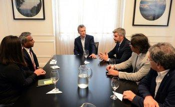 """Macri se reunió con Amnistía Internacional tras el cruce por Maldonado y el informe de """"trolls""""   Amnistía internacional"""