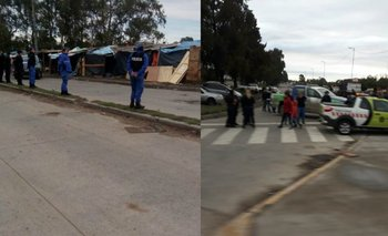 Violento desalojo en Quilmes a familias en un asentamiento | Martiniano molina