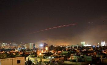 Finalmente, Estados Unidos bombardeó Siria junto con Francia y Reino Unido | Estados unidos