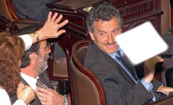 Cuando era diputado, Macri canjeó casi 300 pasajes aéreos | Mauricio macri