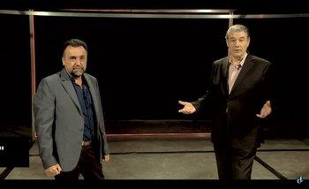 Víctor Hugo y una entrevista imperdible con Navarro en El Destape | El destape