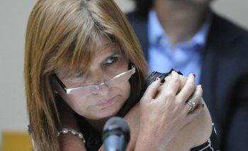 Bullrich pidió tirarle piedras al nuevo Gobierno  | Patricia bullrich