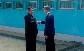 Histórico encuentro entre las dos Coreas: se firmaría la paz | Corea del norte