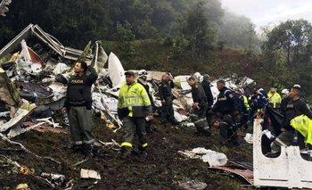 Tras más de dos años revelaron las causas de la tragedia de Chapecoense | Chapecoense