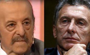 El contundente consejo que le envió Bárbaro a Macri y que sorprendió a Novaresio | Macri presidente