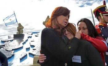 Guerra de Malvinas: el emotivo video de Cristina Kirchner, con un mensaje para Macri | Islas malvinas