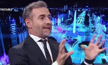 Denunciaron a Luis Majul por espionaje ilegal contra los Moyano | Hugo moyano