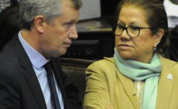 Congreso: Camaño explotó contra Monzó y los legisladores de Cambiemos   Congreso