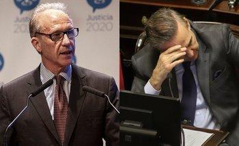Rosenkrantz y Pichetto viajan a  EE.UU. con un enviado del Gobierno a reunirse con el HSBC e inversores | Corte suprema de justicia
