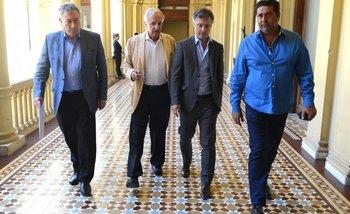 Por la modificación del decreto 1212, los clubes advierten problemas de financiación | Mauricio macri